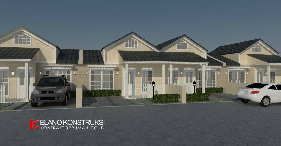 desain rumah klasik murah