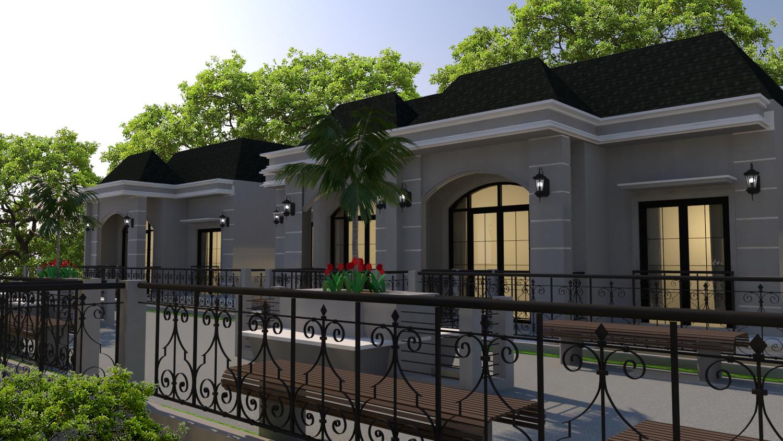 gambar rumah moderen klasik 3