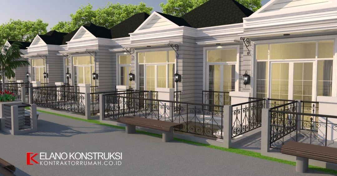 jasa arsitek rumah perumahan