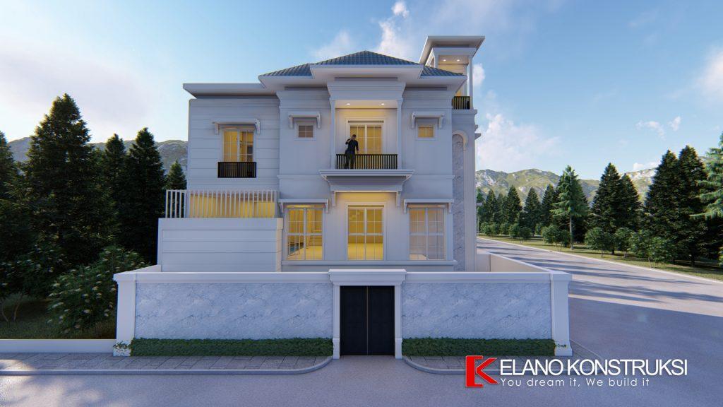 x2 Copy 1024x576 - Desain Rumah Klasik Tropis Bapak Abdurrauf Jakarta