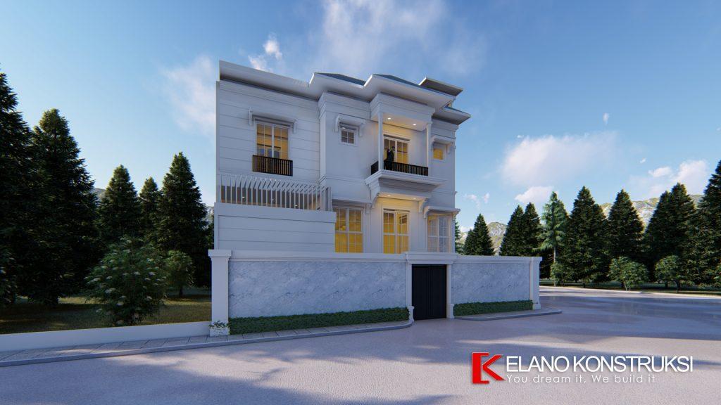x3 Copy 1024x576 - Desain Rumah Klasik Tropis Bapak Abdurrauf Jakarta
