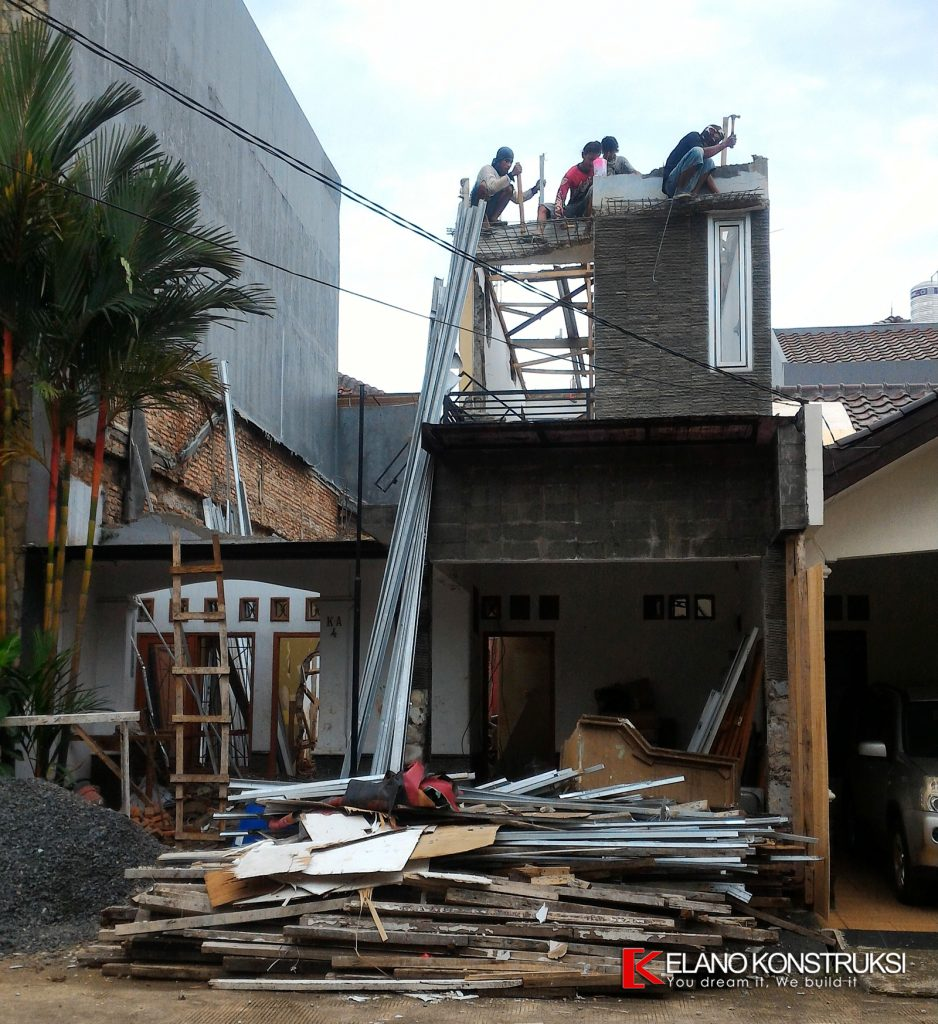 1 938x1024 - Konstruksi Rumah Ibu JLB 165 M2 Depok Jawa Barat
