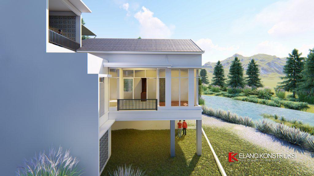 3 copy 1 1024x576 - Desain Rumah Minimalis Ibu Elva 300 M2 Cinere Depok