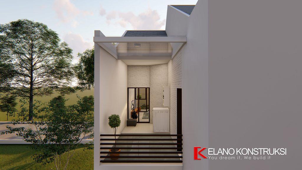 l10 1024x576 - Desain Interior Rumah Modern Minimalis Ibu Jolo 160 M2 Depok