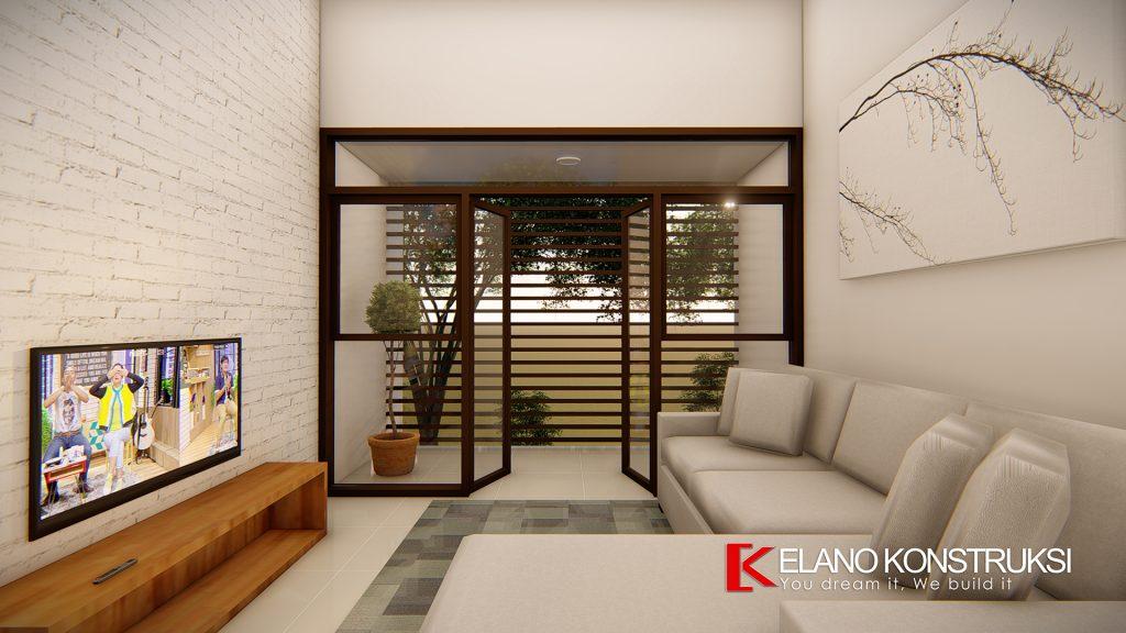 l11 1024x576 - Desain Interior Rumah Modern Minimalis Ibu Jolo 160 M2 Depok