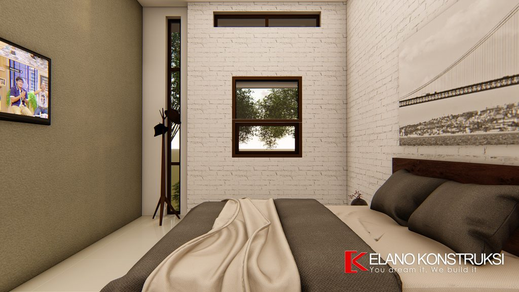 l12 1024x576 - Desain Interior Rumah Modern Minimalis Ibu Jolo 160 M2 Depok