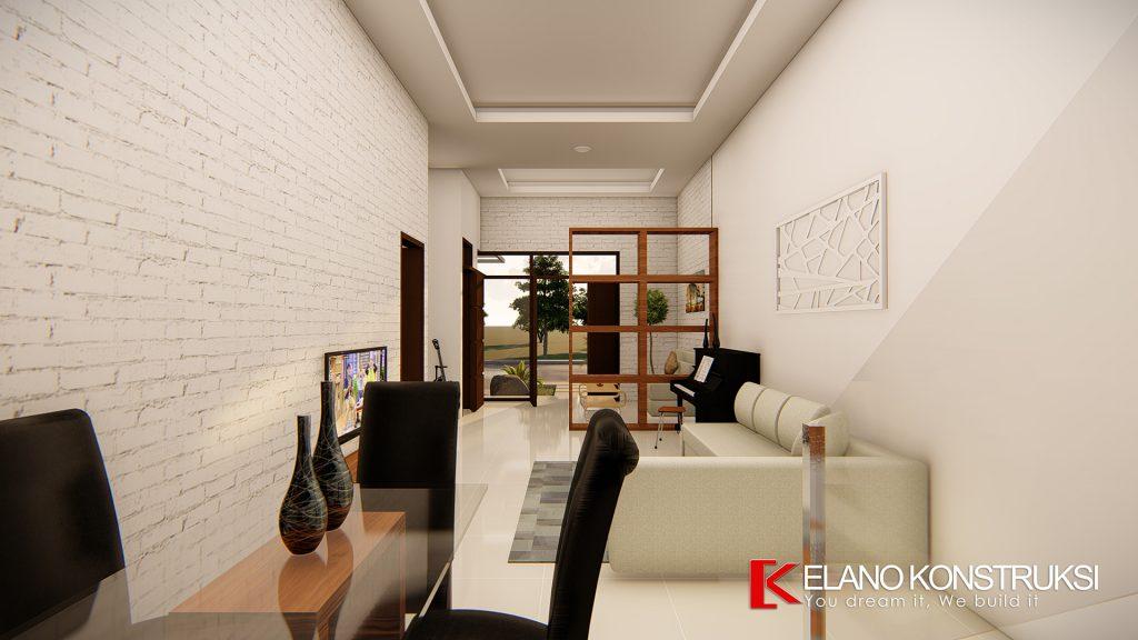 l15 1024x576 - Desain Interior Rumah Modern Minimalis Ibu Jolo 160 M2 Depok