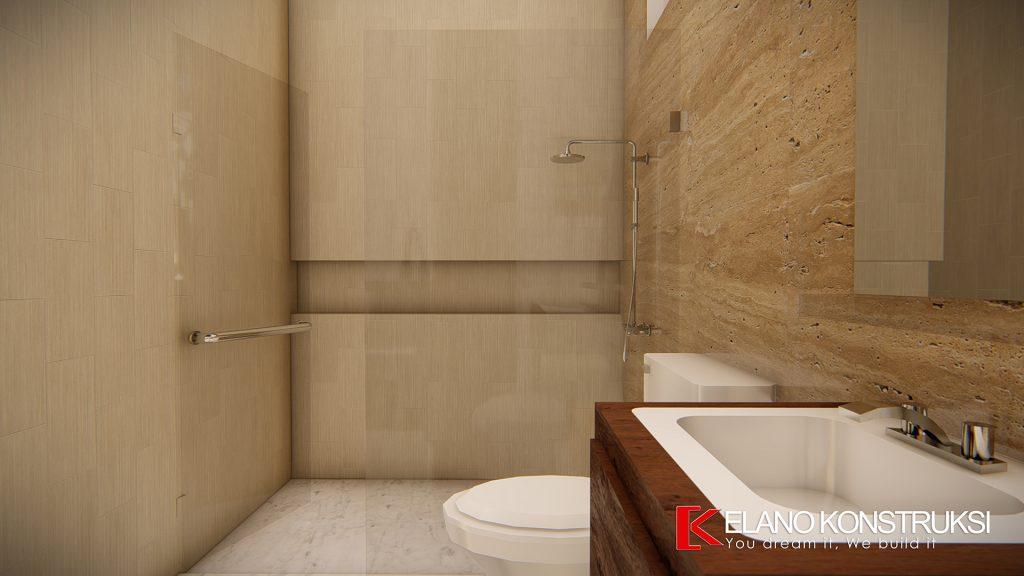 l4 1024x576 - Desain Interior Rumah Modern Minimalis Ibu Jolo 160 M2 Depok