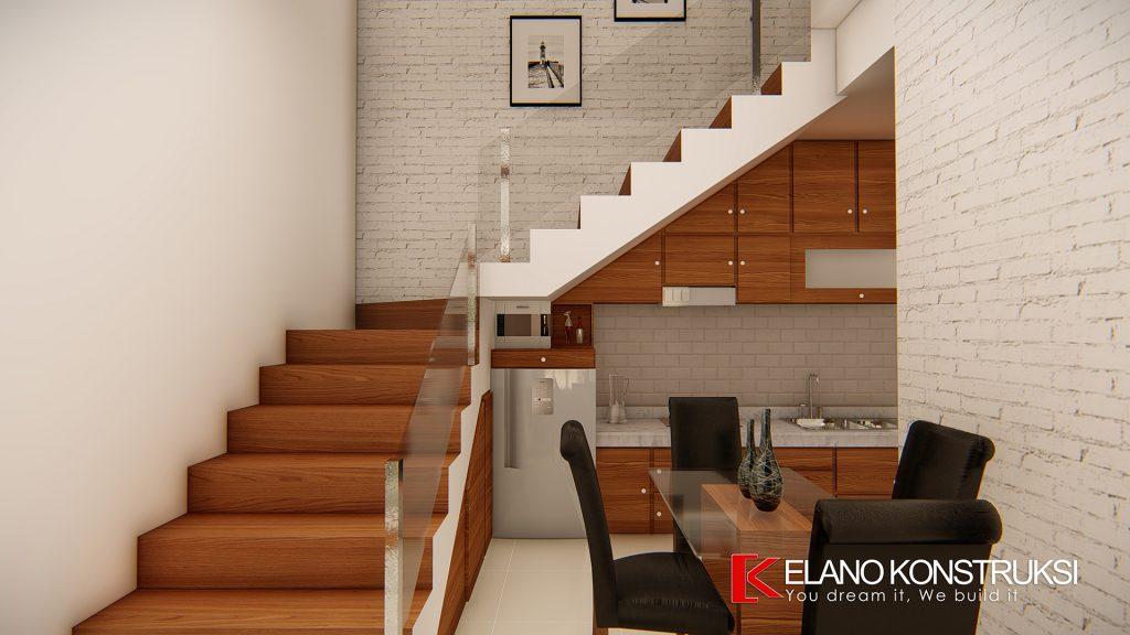 l6 1024x576 - Desain Interior Rumah Modern Minimalis Ibu Jolo 160 M2 Depok