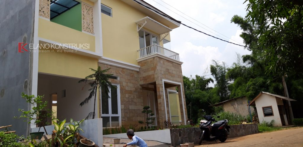 12 copy k 1024x498 - Konstruksi Rumah Bapak WSN 150M2 Depok Jawa Barat