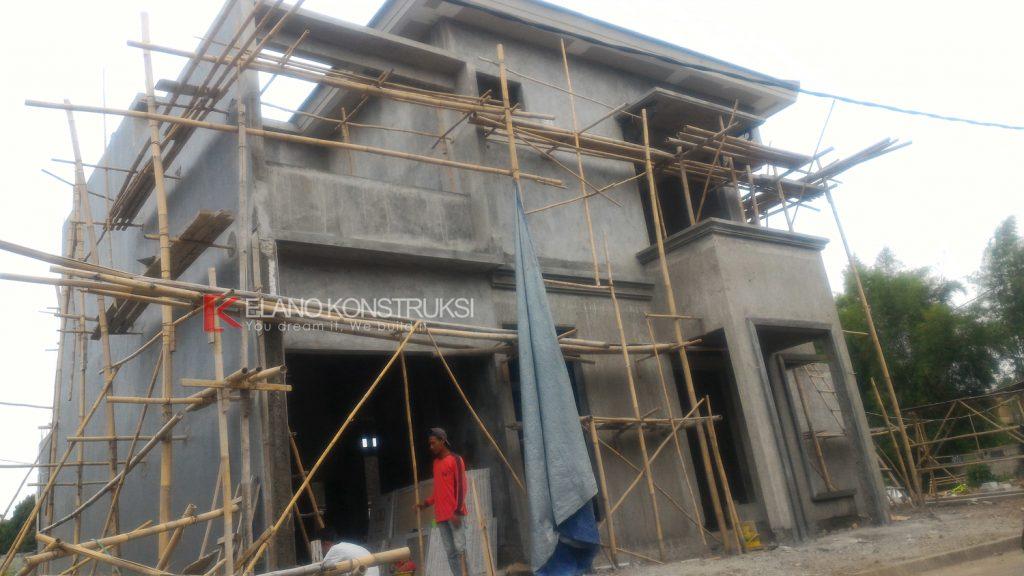 25 copy k 1024x576 - Konstruksi Rumah Bapak WSN 150M2 Depok Jawa Barat