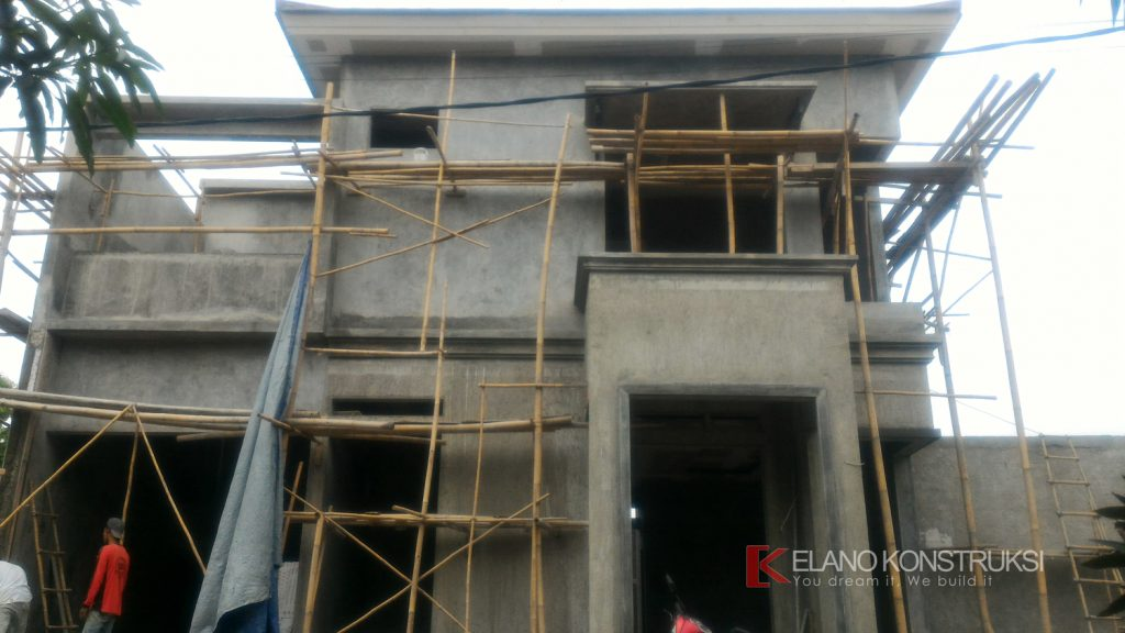 27 copy k 1024x576 - Konstruksi Rumah Bapak WSN 150M2 Depok Jawa Barat