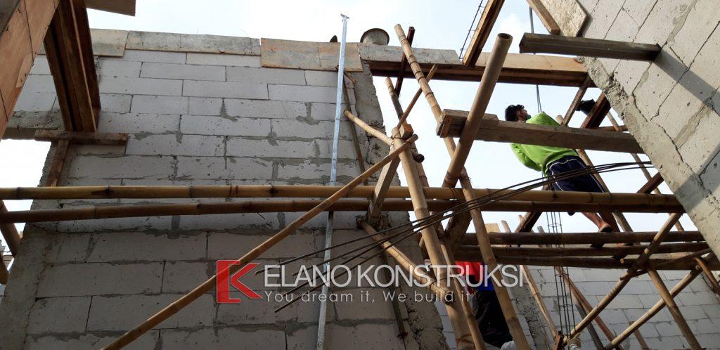 5 k 1 1024x498 - Konstruksi Rumah Ibu TI 120 M2 Depok