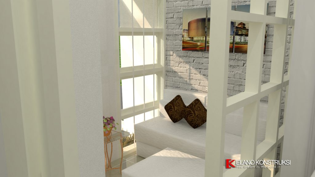 b 1024x576 - Desain Interior Rumah Modern Minimalis Rumah Bapak Bagus 50M2 Bekasi