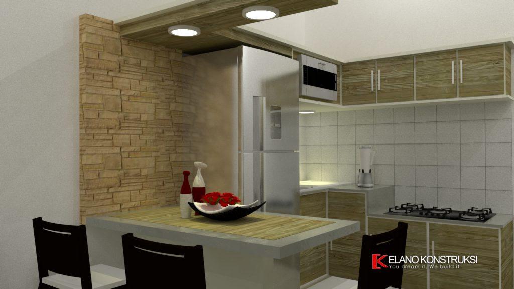 d 1024x576 - Desain Interior Rumah Modern Minimalis Rumah Bapak Bagus 50M2 Bekasi