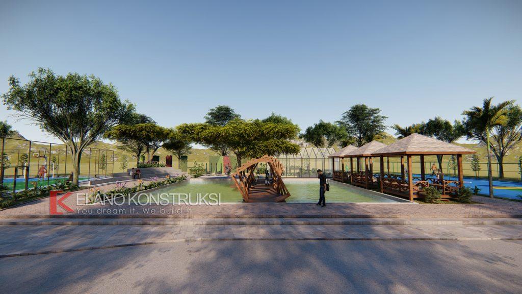 x5 1024x576 - Desain Taman Sekolah Insan Cendikia Bogor 1700 M2