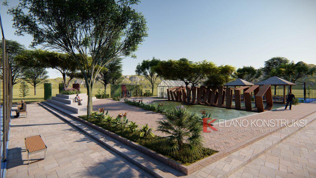 x8 1024x576 - Desain Taman Sekolah Insan Cendikia Bogor 1700 M2
