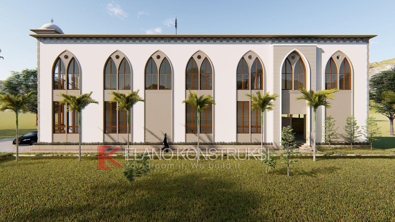 jasa desain masjid incen 3
