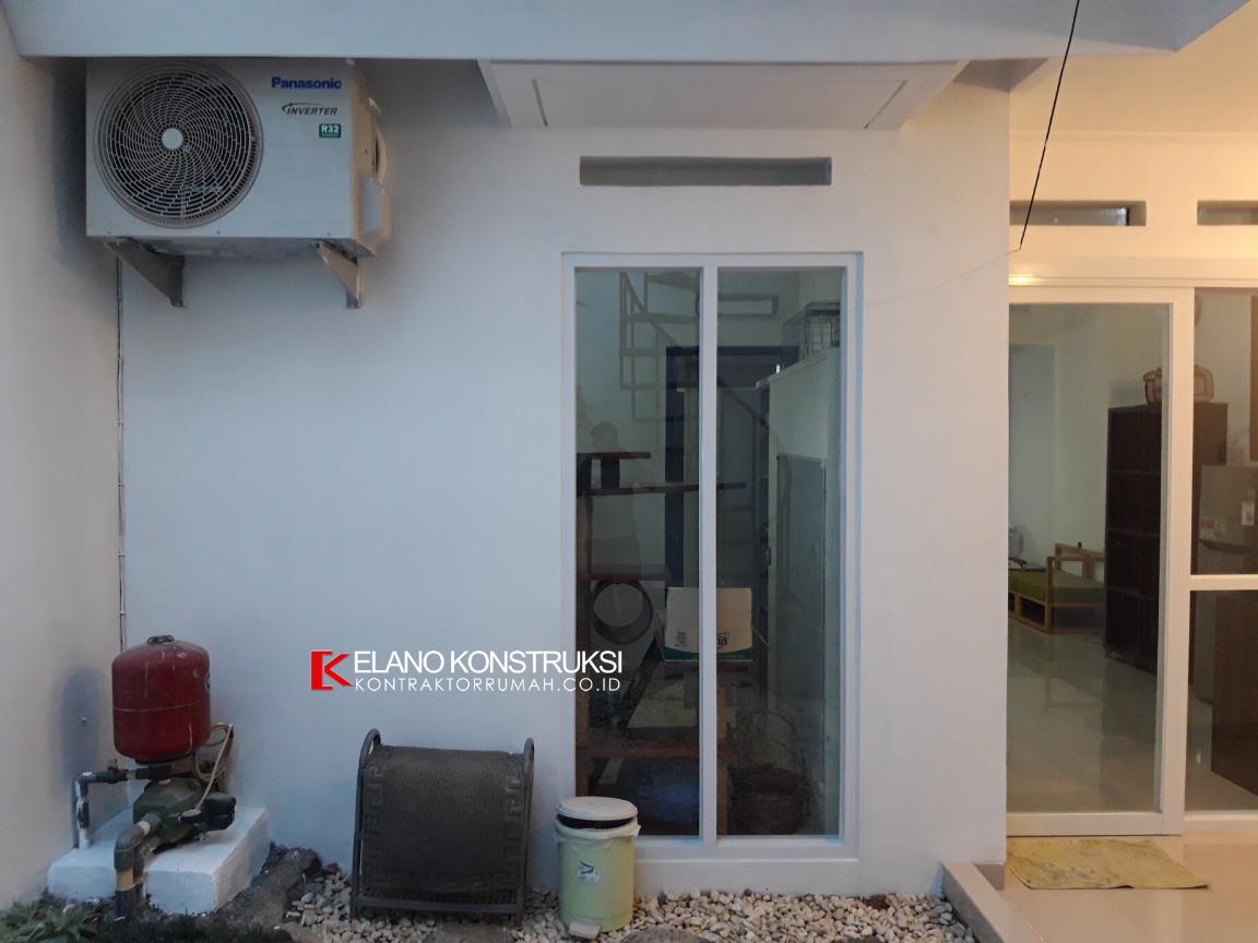 jasa kontraktor desain rumah 4 - Konstruksi Rumah Ibu DNI 56 M2 Depok Jawa Barat