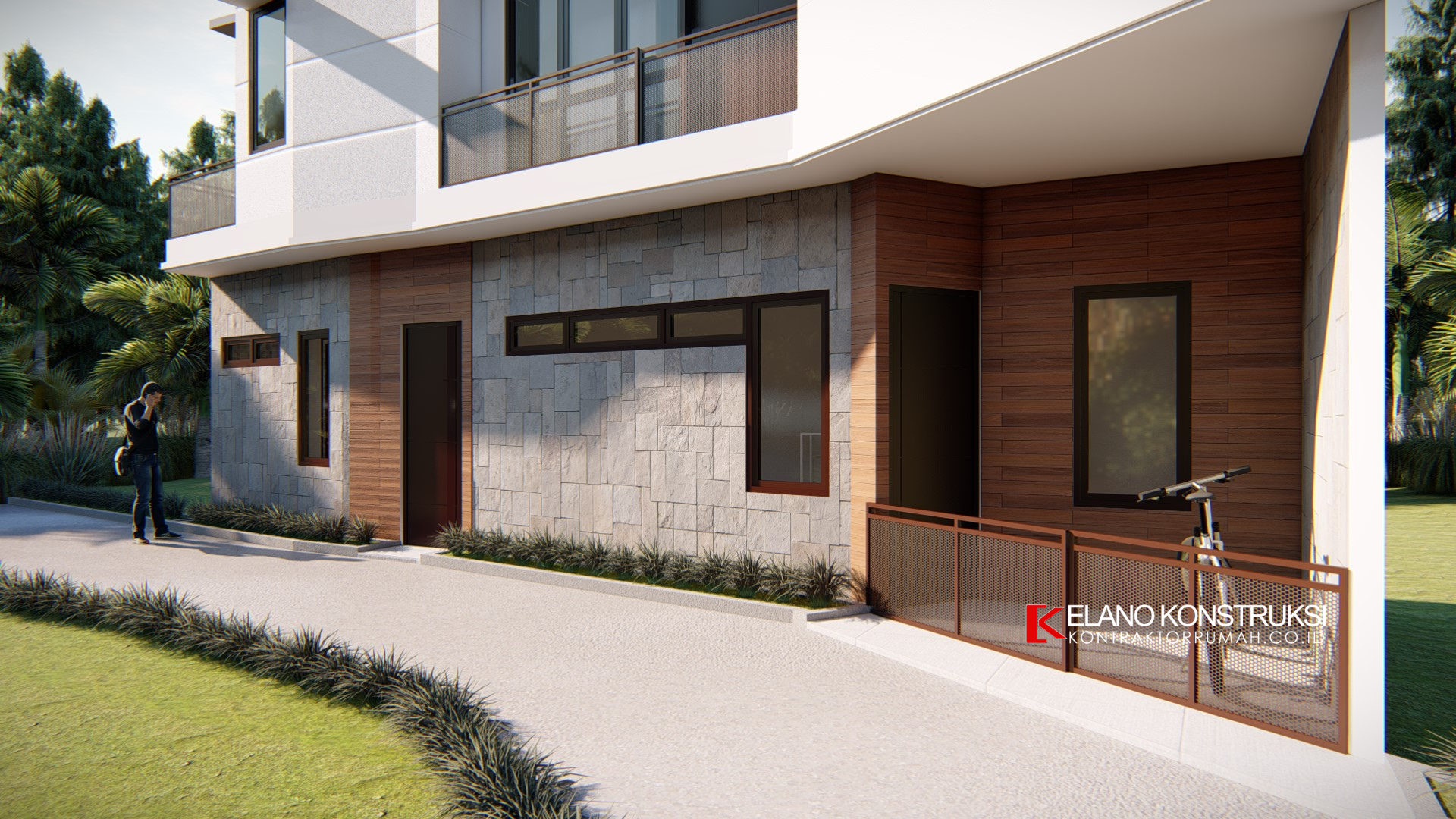 Untitled design 12 - Desain Rumah Minimalis Bapak Priyo 100 M2 Jakarta Timur