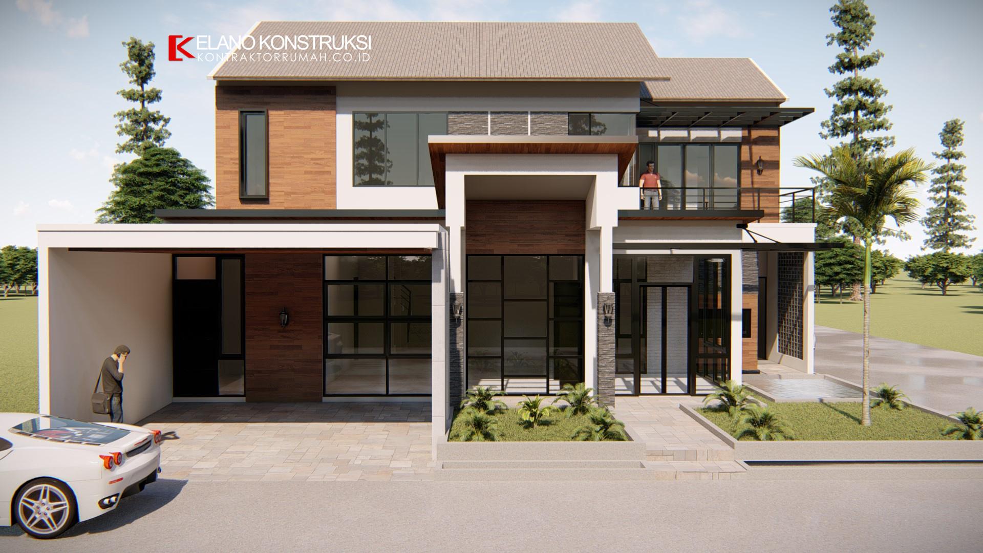 jasa kontraktor arsitek desain rumah 2