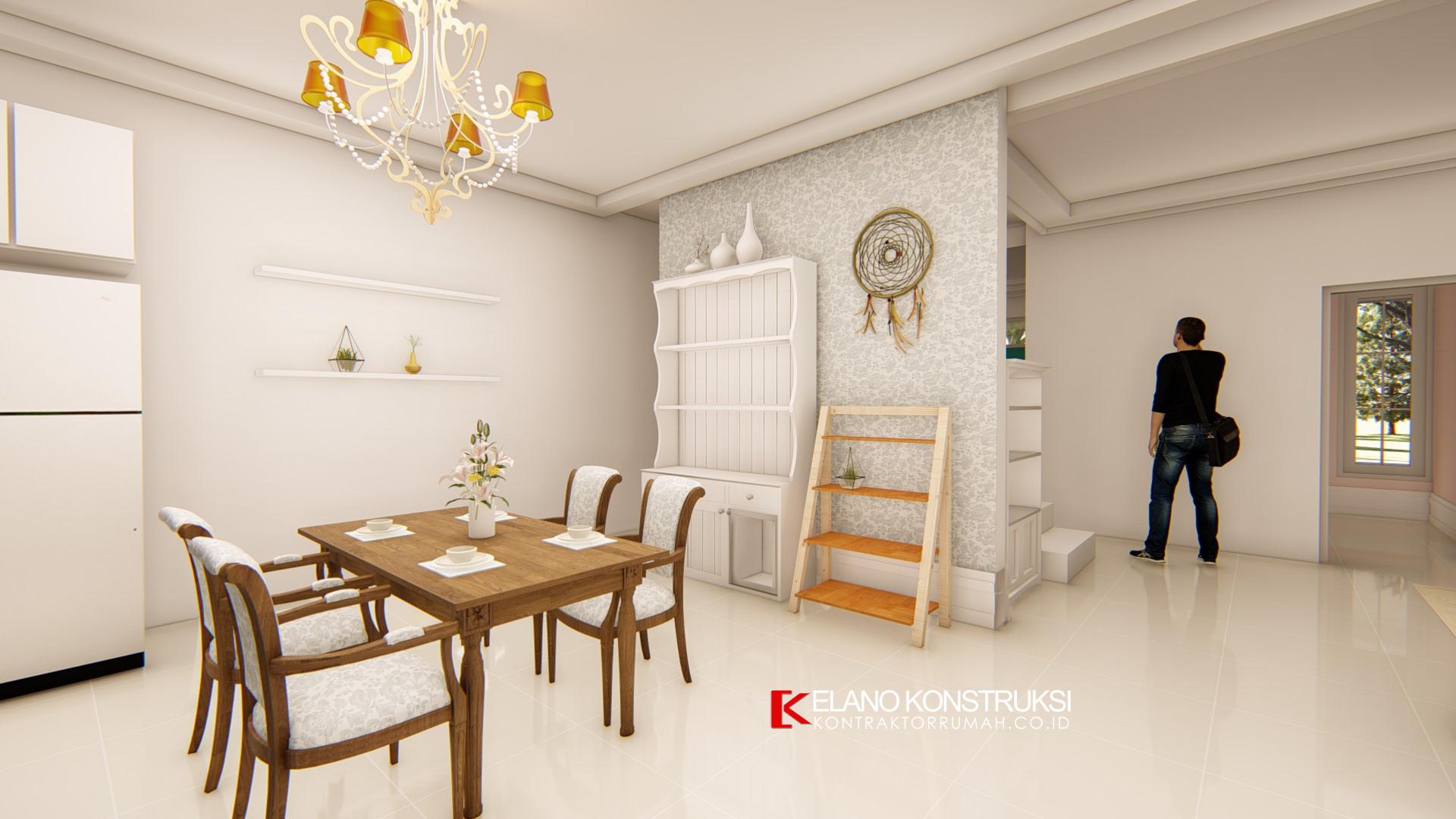 Untitled design 11 1 - Desain Interior Rumah shabby chic Bapak Wawan 250 M2 Depok