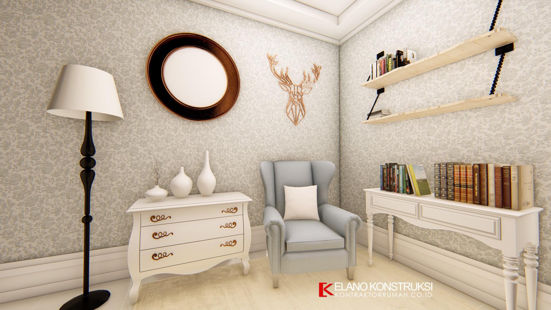 Untitled design 8 1 - Desain Interior Rumah shabby chic Bapak Wawan 250 M2 Depok