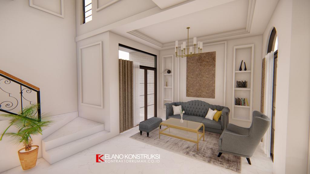jasa desain interior rumah modern