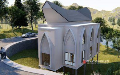 jasa desain masjid