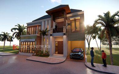 jasa desain rumah villa bali