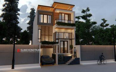 jasa arsitek rumah kontemporer modern