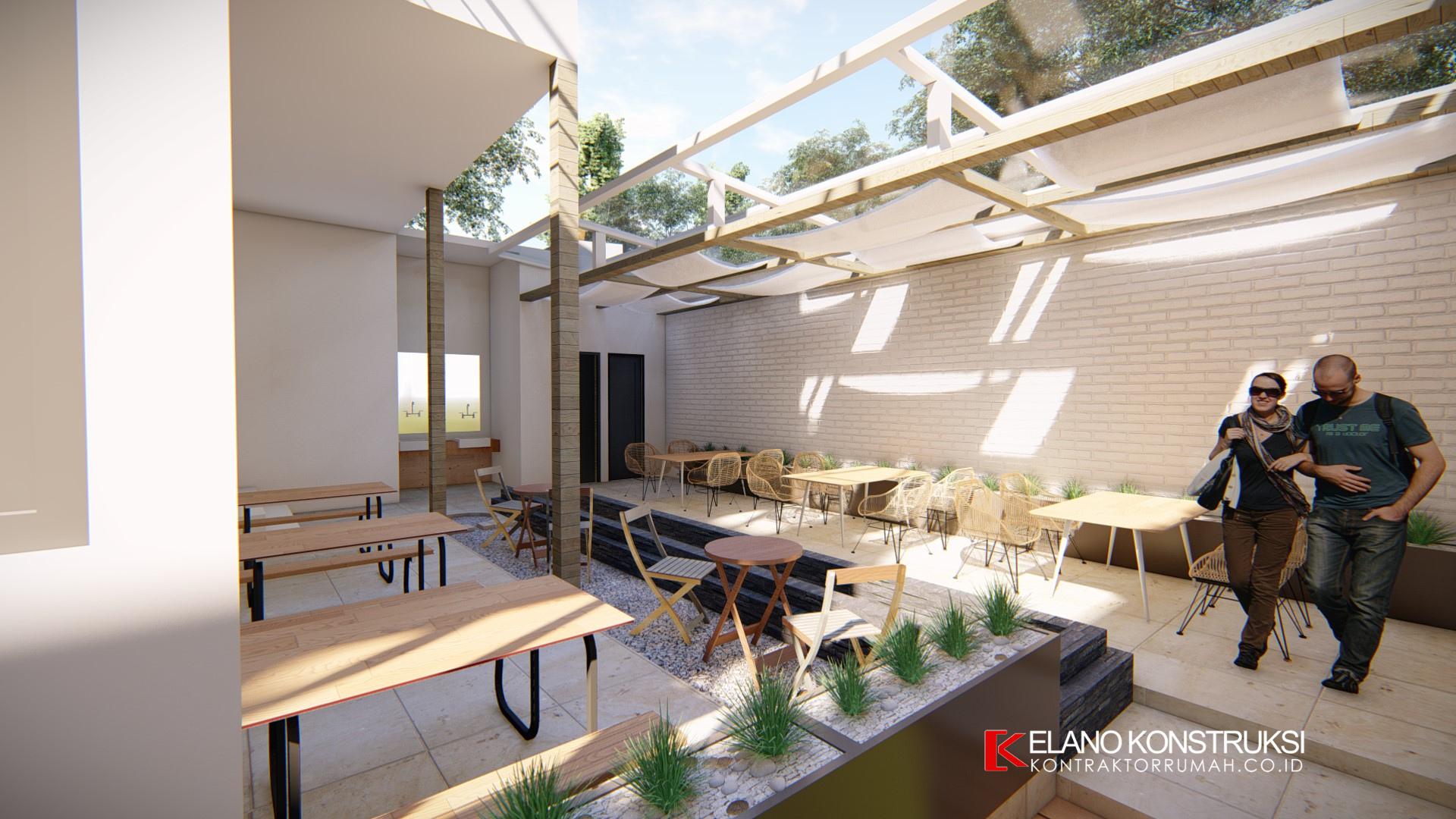 jasa desain rumah 2 - Desain Restoran dan Cafe Setiabudi Jakarta Selatan