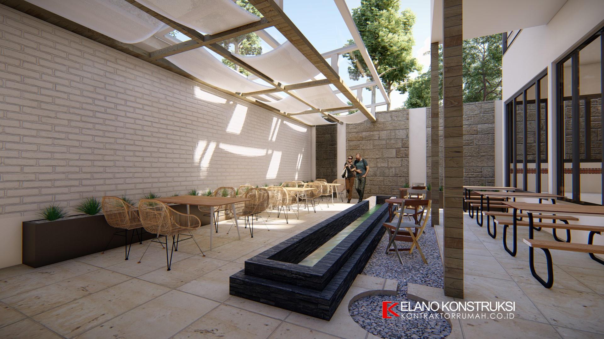 jasa desain rumah 4 - Desain Restoran dan Cafe Setiabudi Jakarta Selatan