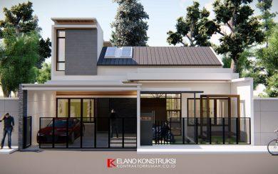 desain rumah moderen 1