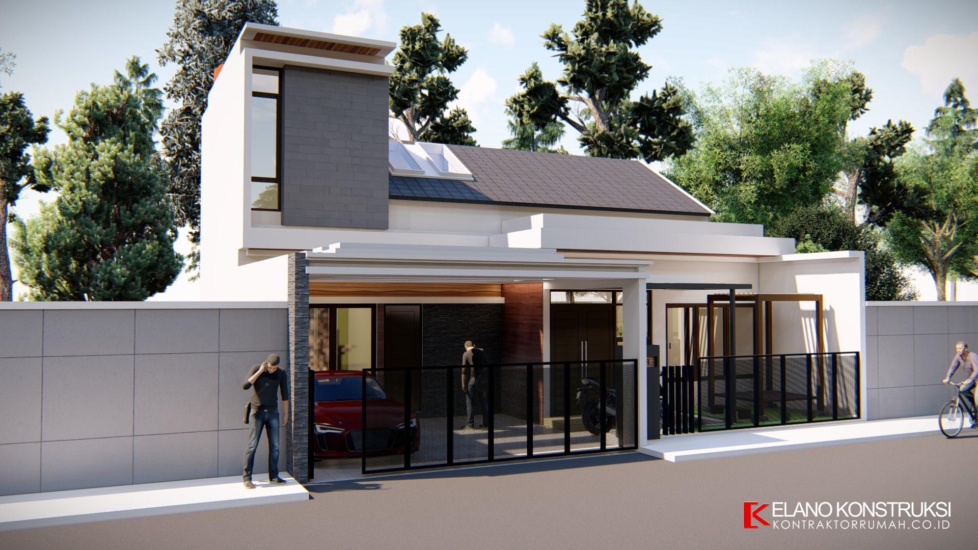 desain rumah moderen 2