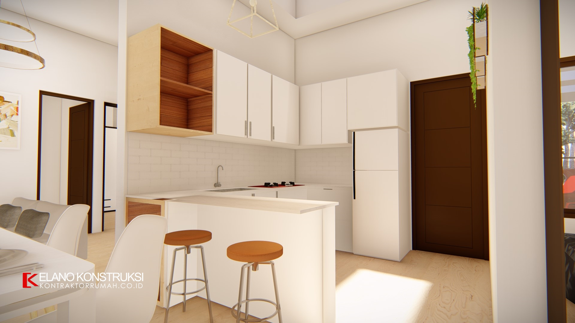desain rumah moderen 6