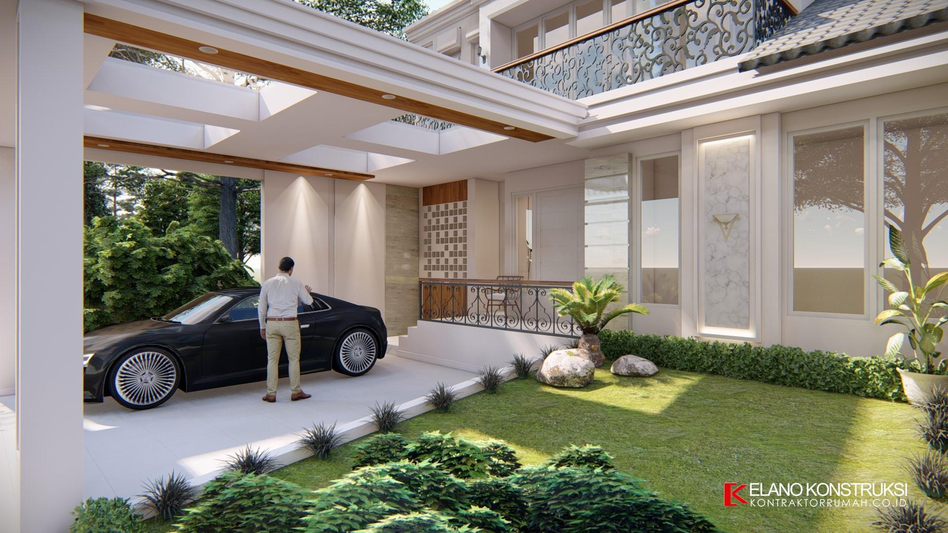Desain Rumah Klasik 2