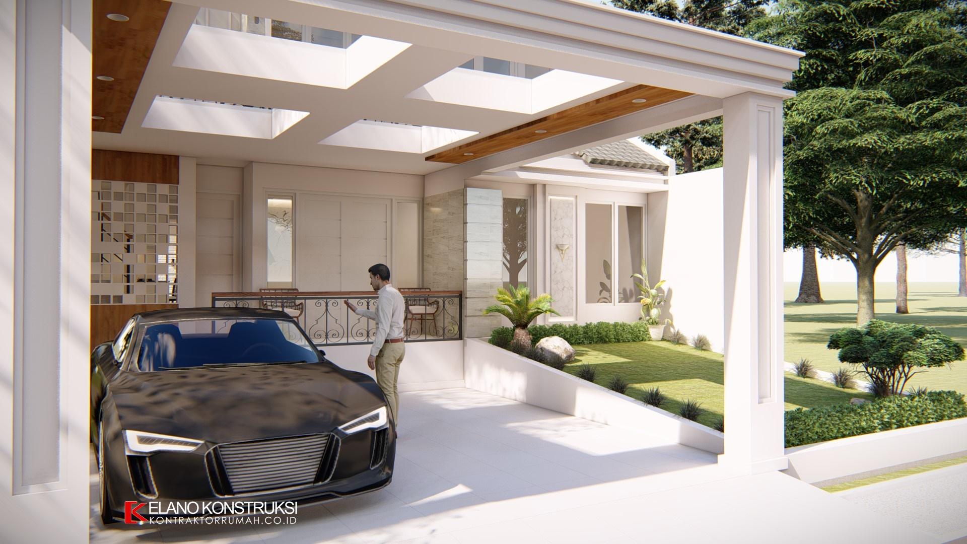 Desain Rumah Klasik 3