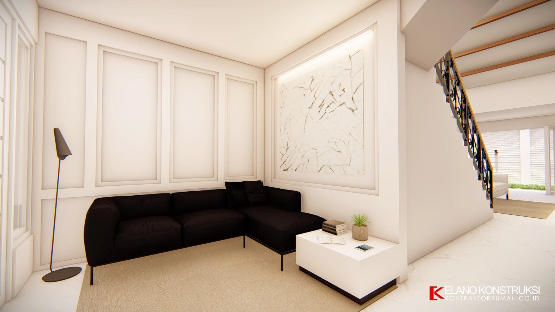 Desain Rumah Klasik 4