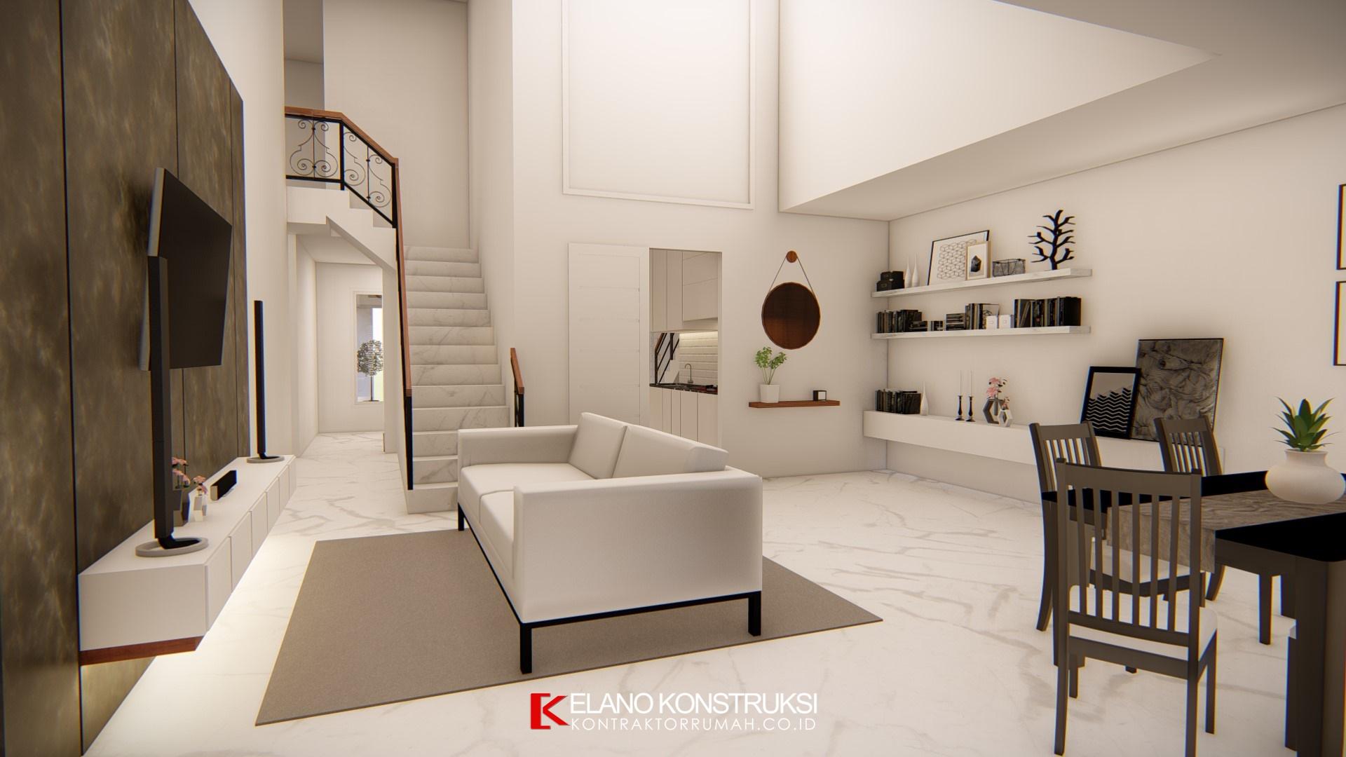 Desain Rumah Klasik 5