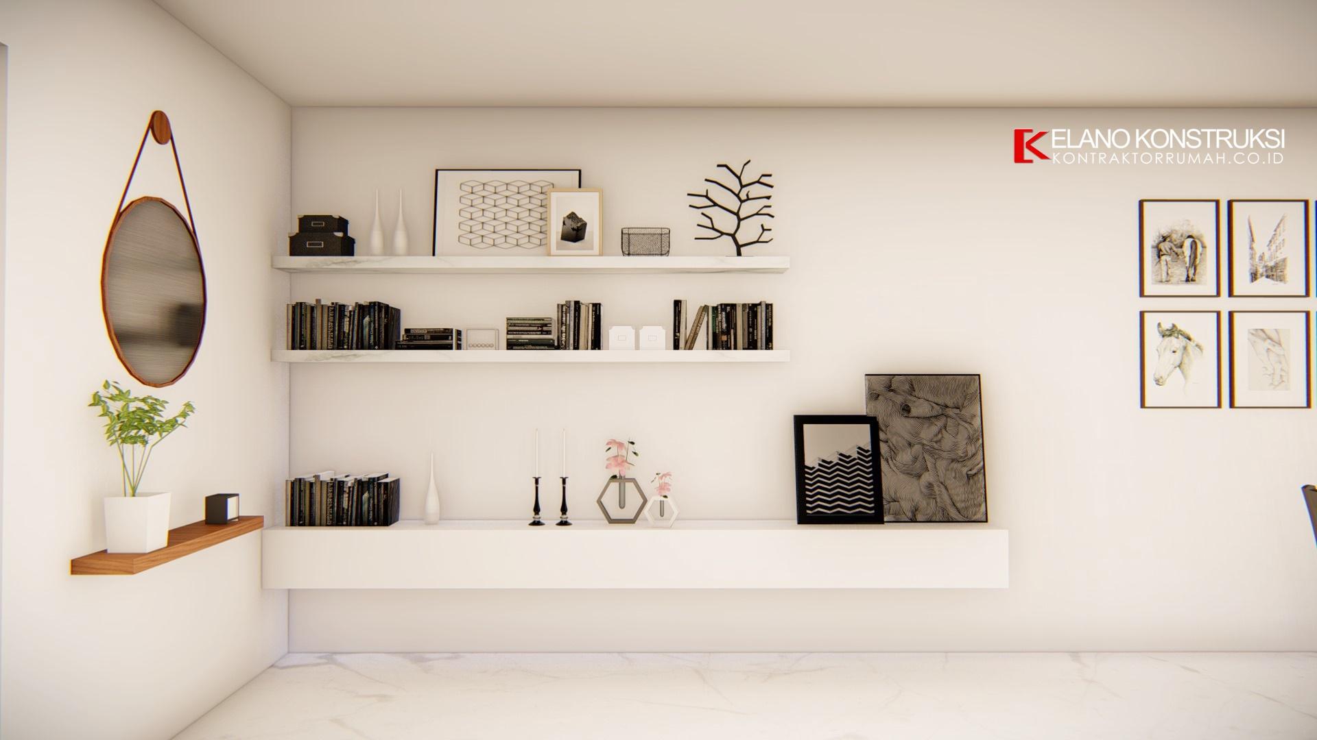 Desain Rumah Klasik 6