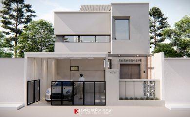 desain rumah kontemporer 1