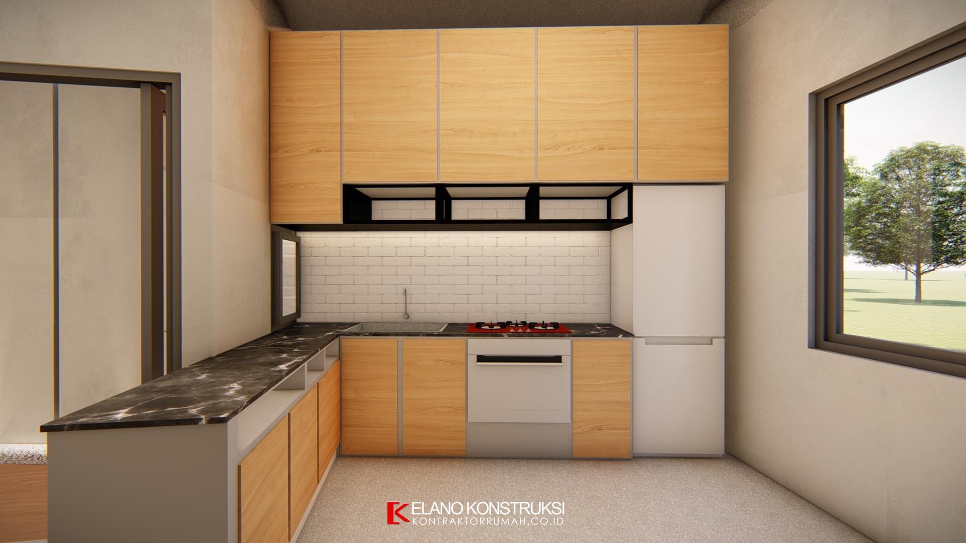 desain rumah kontemporer 6