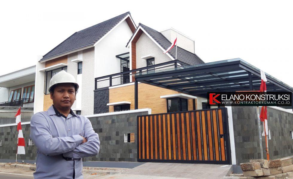 Jasa Kontraktor Rumah Jabodetabek Elano Konstruksi