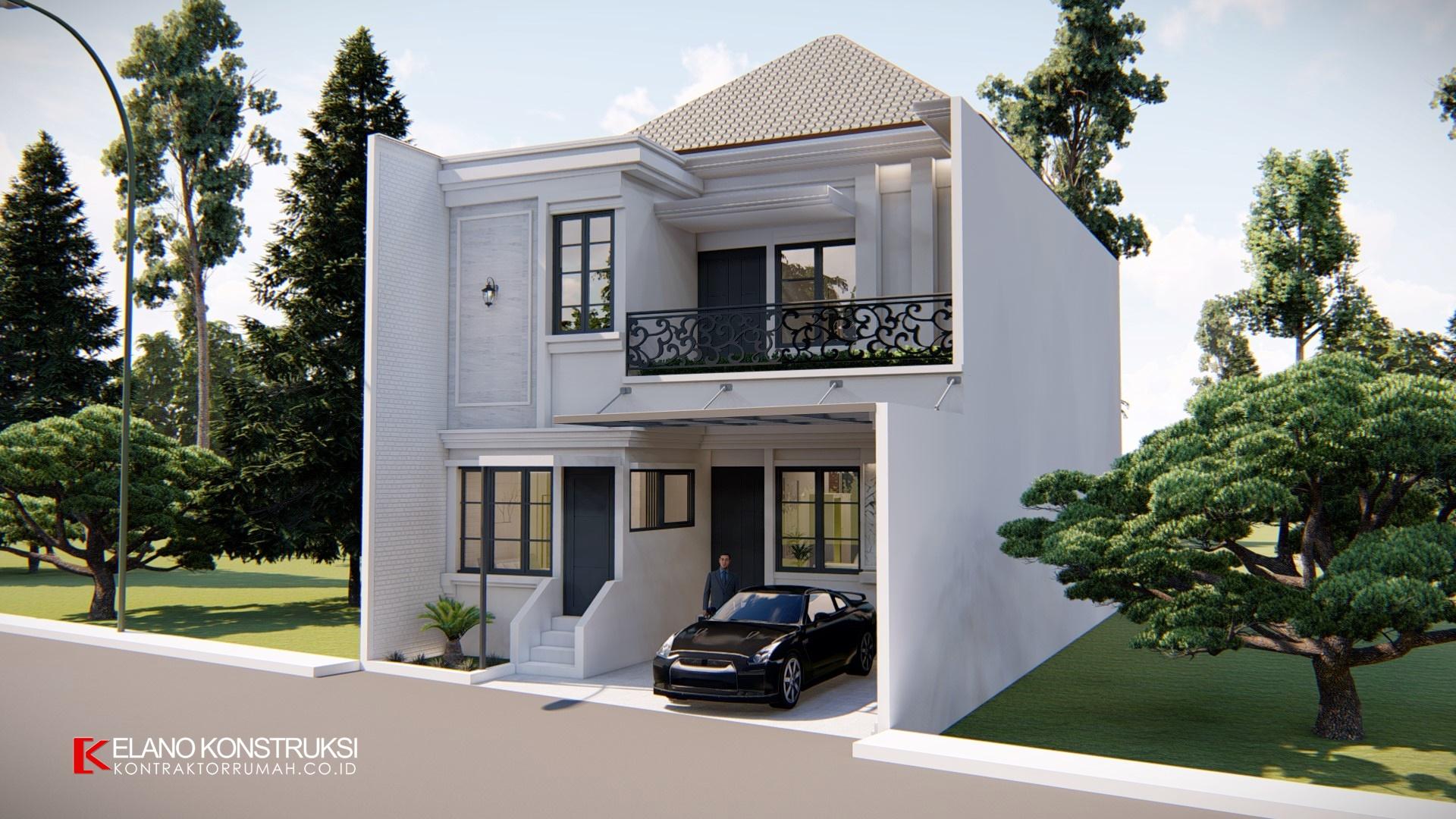 arsitek desain rumah klasik 1