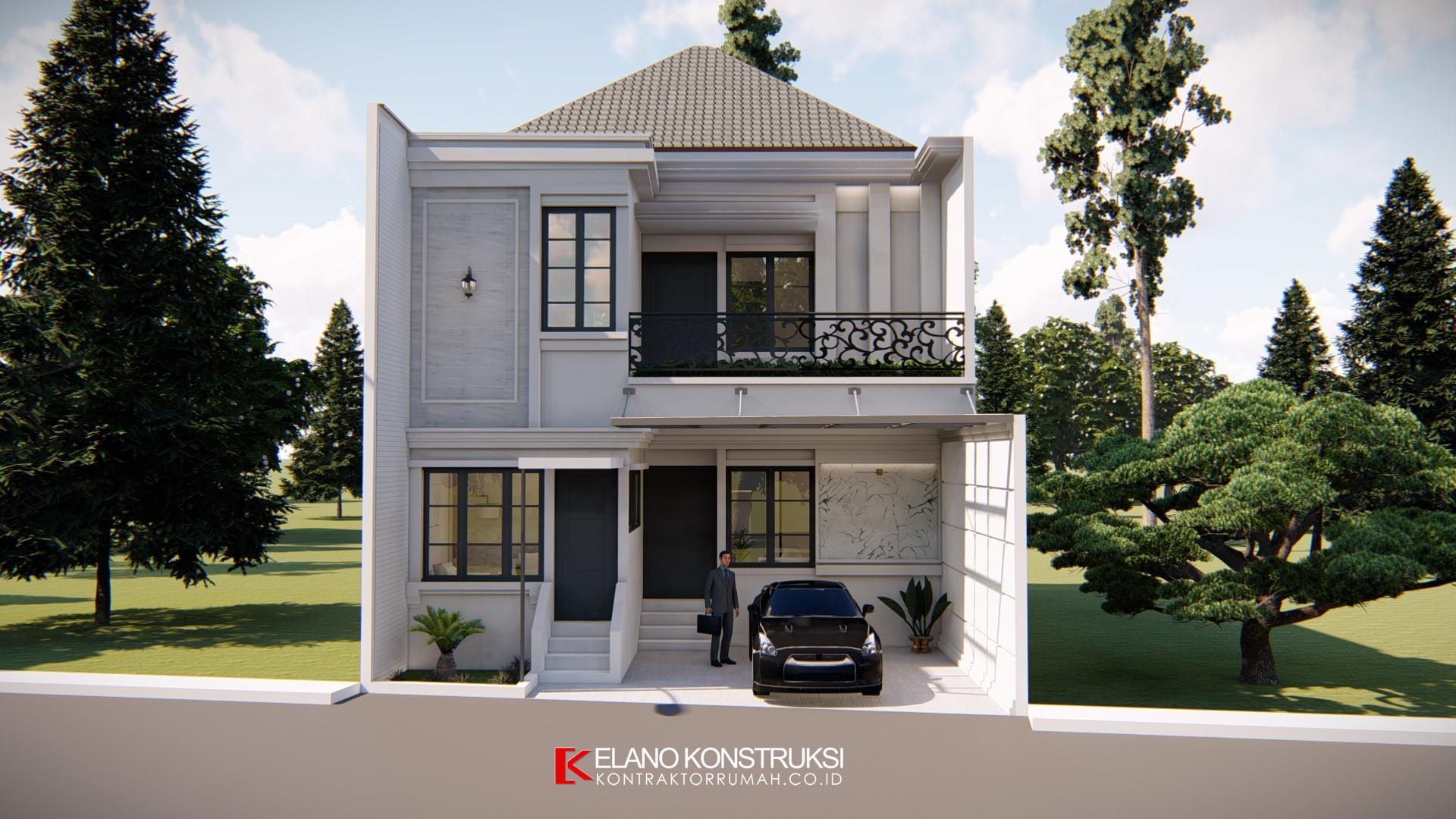 arsitek desain rumah klasik 2