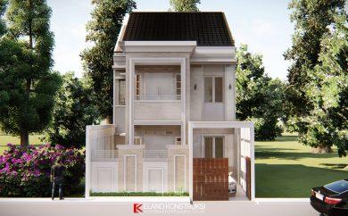 desain rumah scandinavian 1