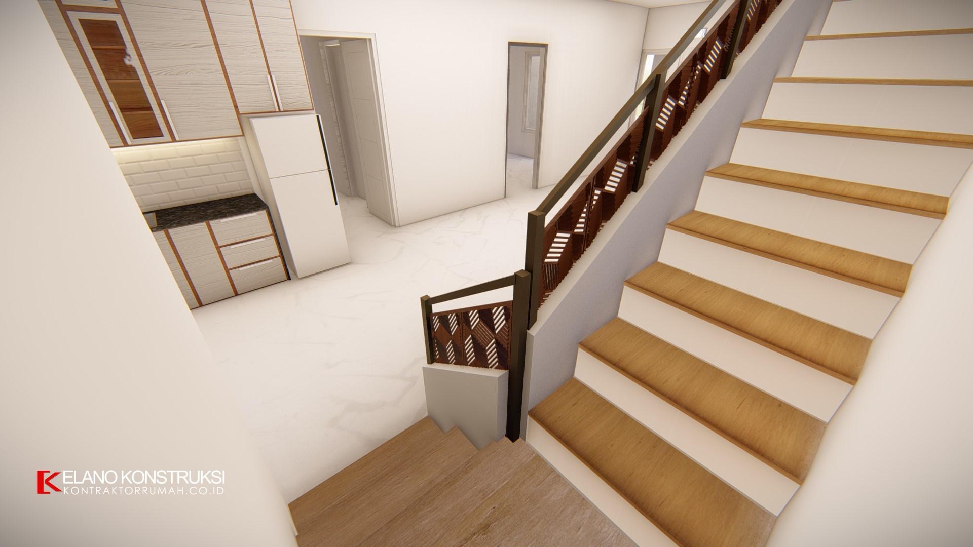 desain rumah scandinavian 5