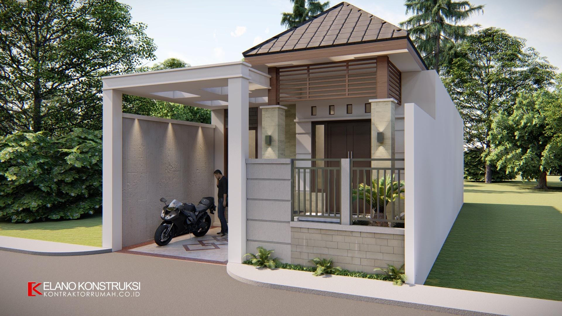 desain rumah tropis 2