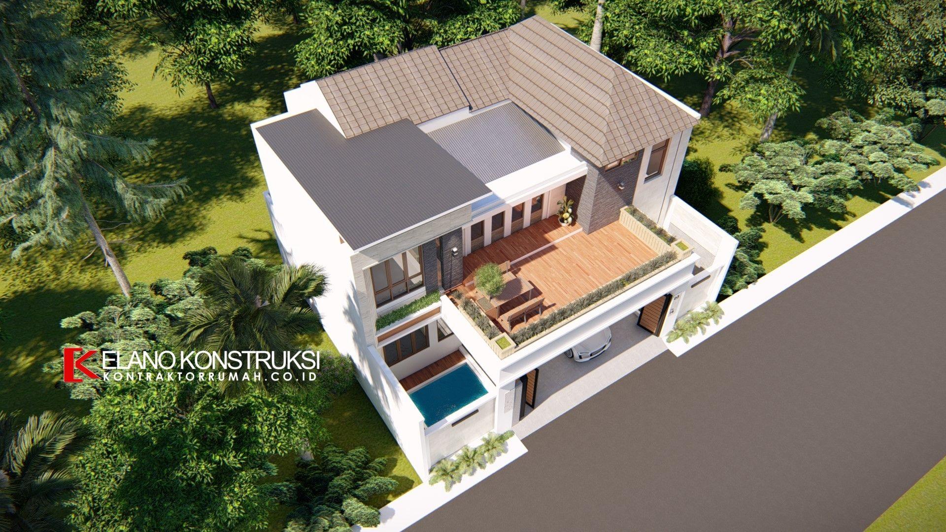 jasa desain arsitek rumah